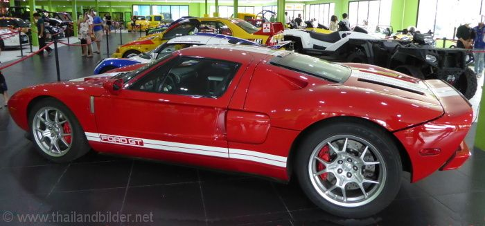 ford gt rot